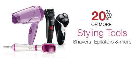 Styling Tools - 20% off
