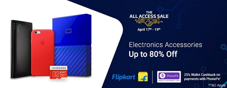 flipkart All Access Sale