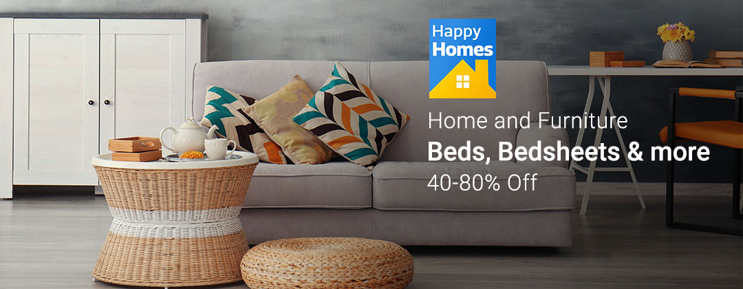 flipkart Happy Home Offers